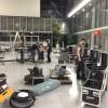 Technik, Cases große Halle (Foto)