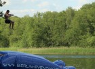 Wasser Sprungkissen