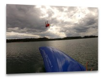 Video zum Wasser Sprungkissen
