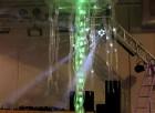 Aufblasbare LED-Qualle