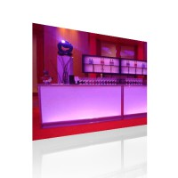 Mobile LED Bar Theke