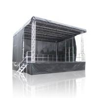 Stagemobil – Mobile Bühne Anhänger