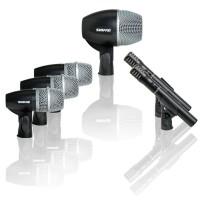 Mikrofon-Drumset – Omnitronic DSM-500