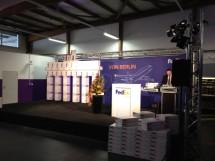FedEx Firmenveranstaltung 2012