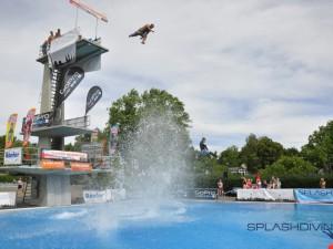 Splashdiving WM 2013