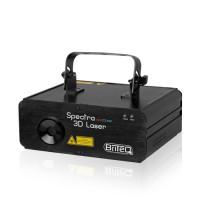 3D Laser Spectra RGB