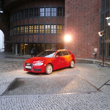 Audi A3 e-tron – Präsentation in Berlin
