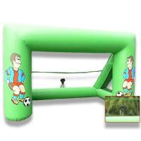 Fußballtor mit Radar – klein
