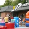 Familienfest bei McDonalds