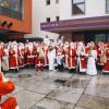 Weihnachtsmann-Vollversammlung 2013 in Berlin