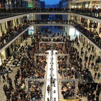 Fashion Show – Mall of Berlin
