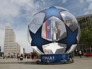 UEFA Champions League Finale in Berlin – 2015