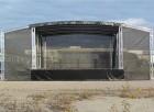 Trailerbühne – 8 x 6 m inkl. Aufbau
