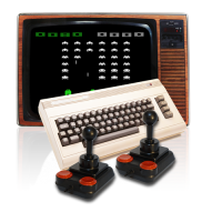 Commodore C64 mit Röhrenbildschirm