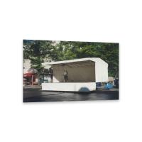 Anhängerbühne – 6 x 7 m inkl. Aufbau