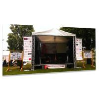 Ground Support Bühne – 5 x 5,5 m inkl. Aufbau