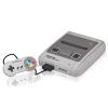 Super Nintendo SNES mit Röhrenbildschirm