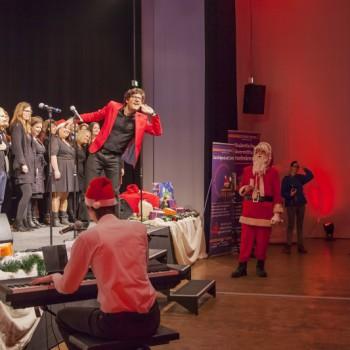 Weihnachtsmann-Vollversammlung 2014