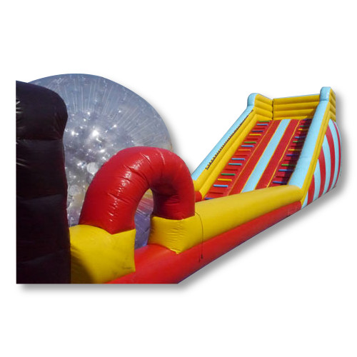 Zorbing Ball Rampe