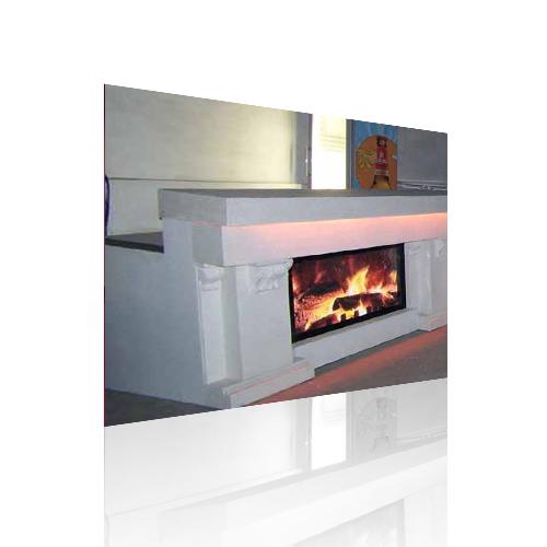 Mobile LED Bar Fire – Theke