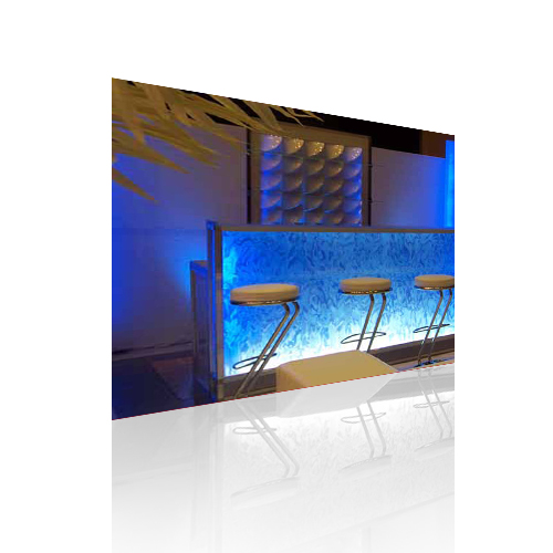 mobile led bar ice theke mieten b event. Black Bedroom Furniture Sets. Home Design Ideas