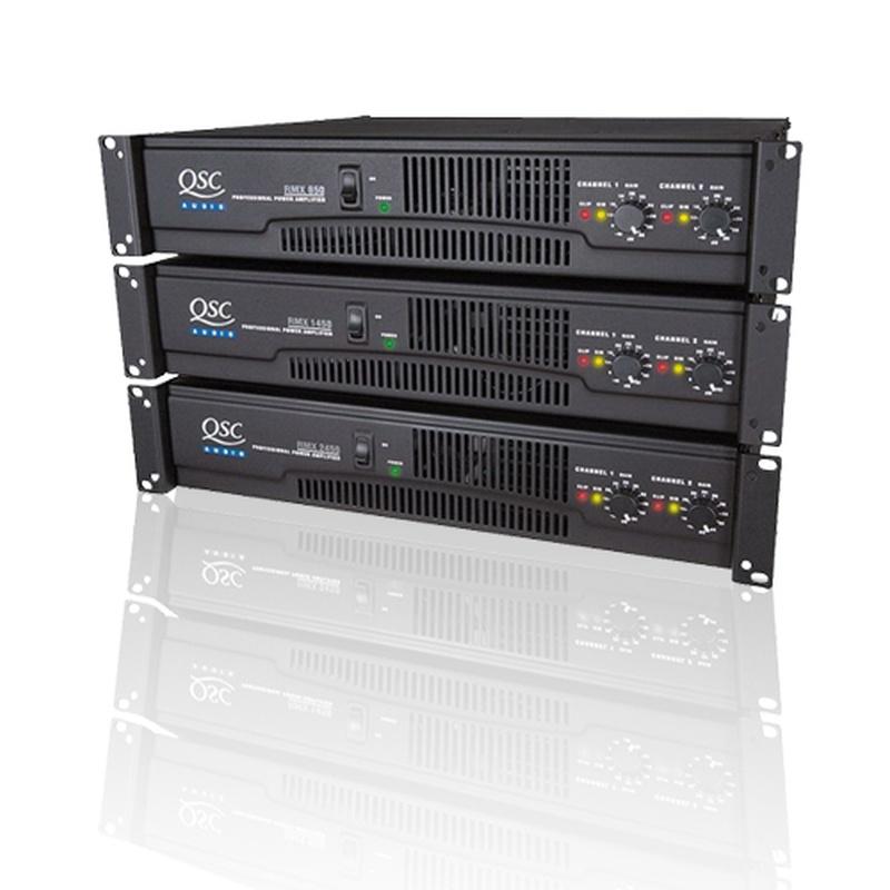 Endstufe – QSC RMX 850