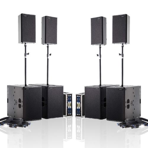 TW Audio System – 10,8 kW