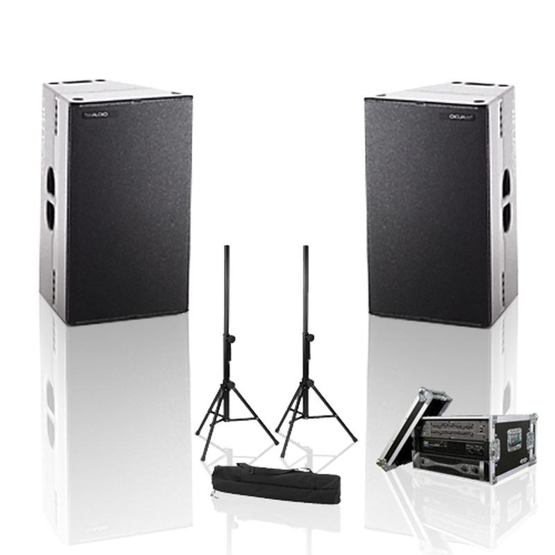 TW Audio System – 2 kW