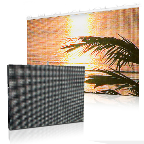 LED Leinwand – 10 mm – DMT Pixelscreen P10