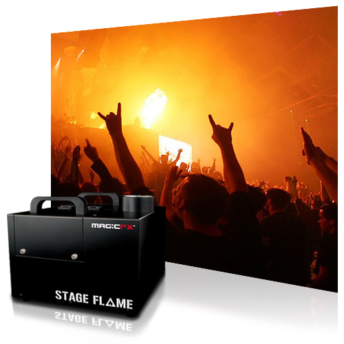 Flammeneffekt – Magic FX Stage Flame