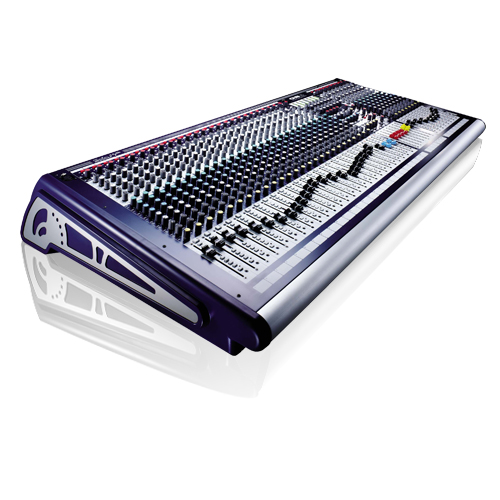 Soundcraft GB4 32+2 Kanal Tonregie-Mischpult