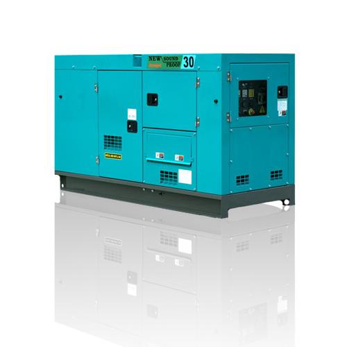 Stromerzeuger – Kubota 16kW