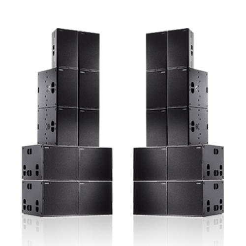 TW Audio System – 50 kW