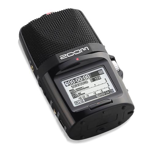 Zoom H2n Digital Recorder Audio Aufnahmeger 228 T B Event