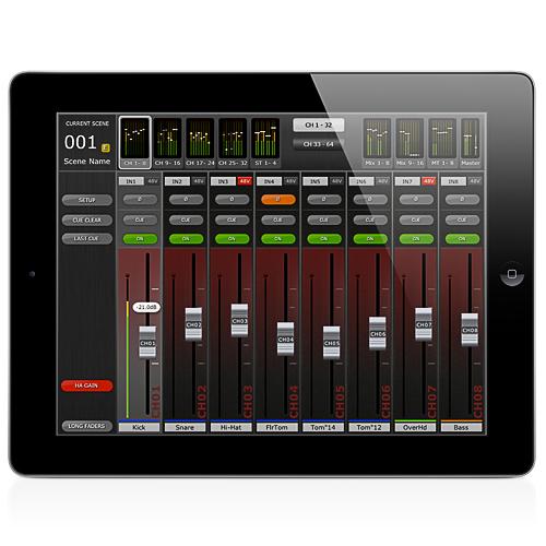 Yamaha Ls  Ipad App