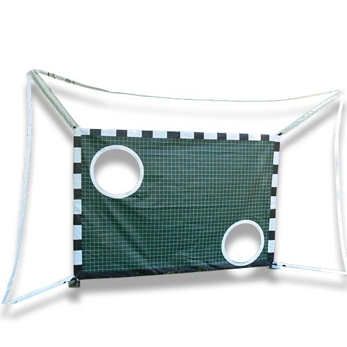 Fußballtorwand – Aluminium