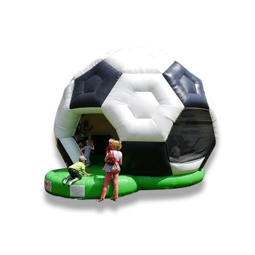 Hüpfburg – Fußball