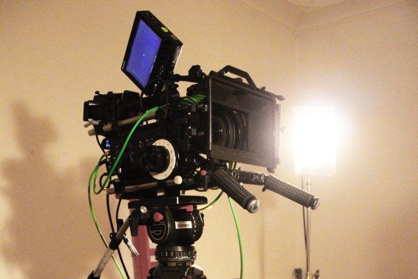 Professionelles Videoequipment