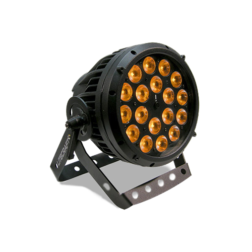 LED Scheinwerfer Outdoor – Litecraft AT10 18×10 W RGBA