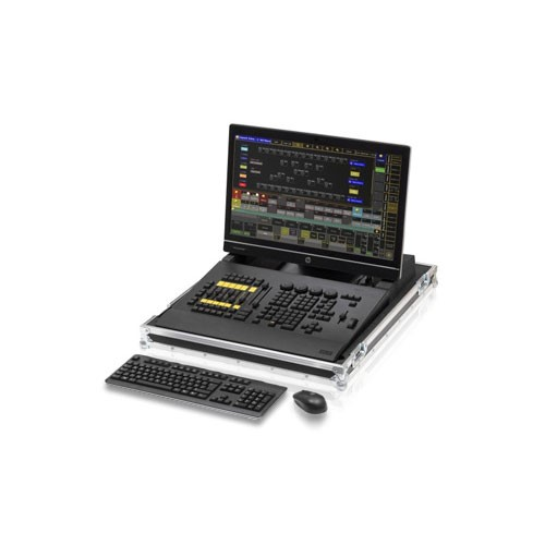 DMX Controller – MA command wing mit GrandMA2 onPC