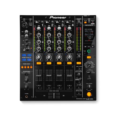DJ-Mixer – Pioneer DJM 850