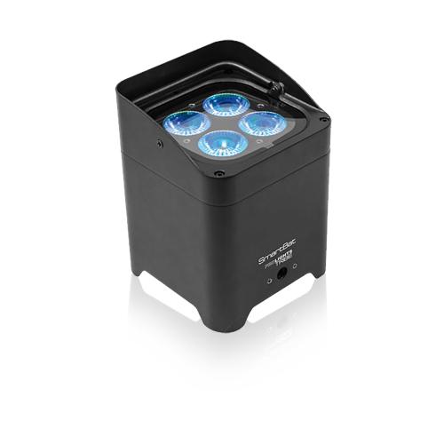 Scheinwerfer – LED Akku Prolight Smartbat RGBW WDMX