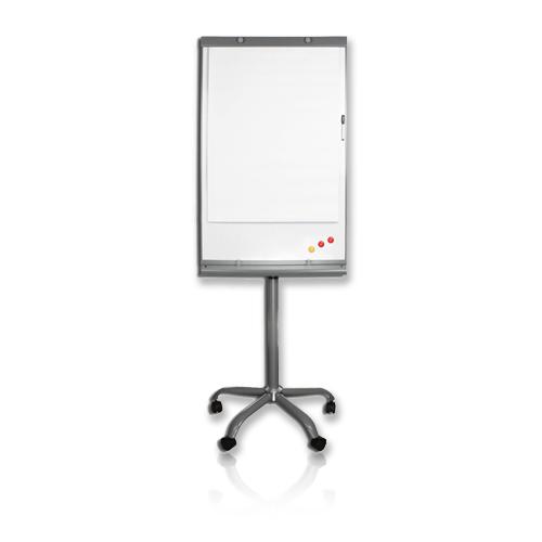 Flipchart Whiteboard magnetisch und höhenverstellbar