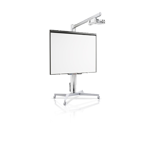 Mobiles Interatives Whiteboard 2m x 1,2m