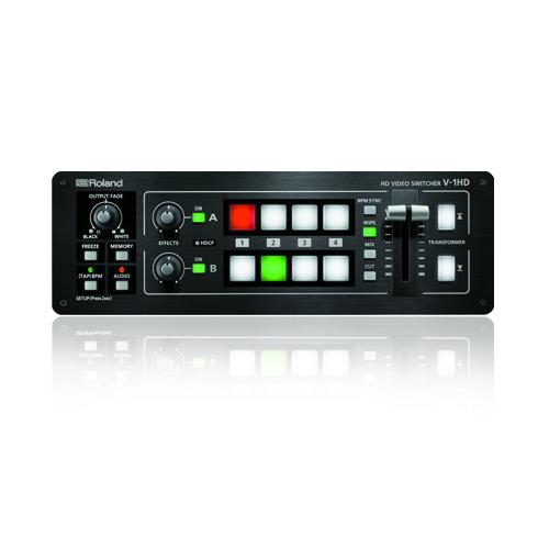 Videoswitcher – Roland V-1HD
