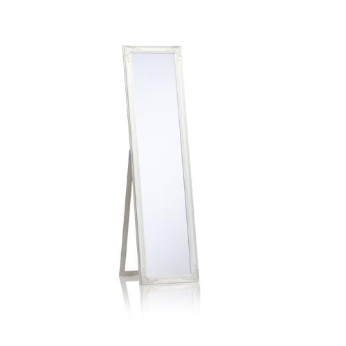 Standspiegel – weiß 170cm x 45cm