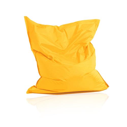Sitzsack gelb